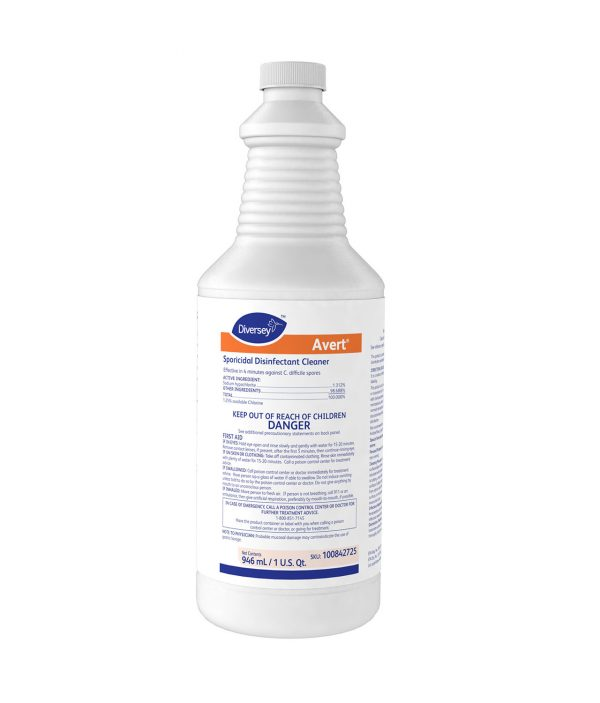 Avert® Sporicidal Disinfectant Cleaner