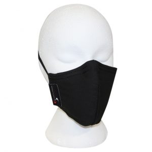 Reusable Fabric Mask Black